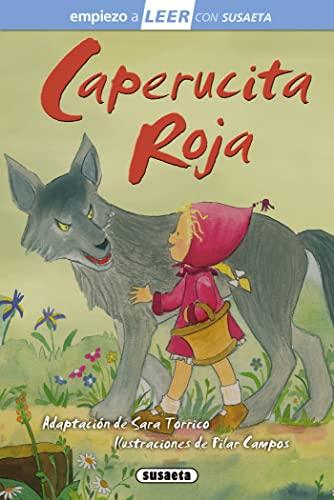 9788467729634: Caperucita Roja (Empiezo a LEER con Susaeta - nivel 1)