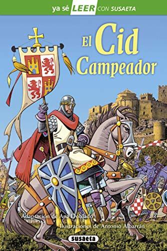 9788467729764: El Cid Campeador (Ya sé LEER con Susaeta - nivel 2)