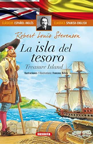 9788467731996: La isla del tesoro - español/inglés (Clásicos bilingües)