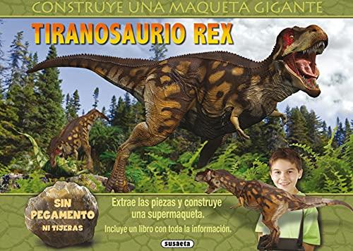 Tiranosaurio Rex (Maquetas gigantes): Susaeta Ediciones S