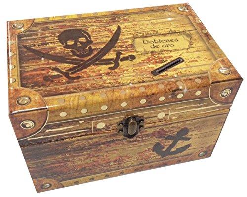 Mi cofre pirata (Paperback): AA.Vv.