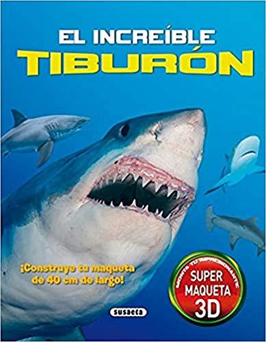 9788467735703: El increíble tiburón (Viaja a...)