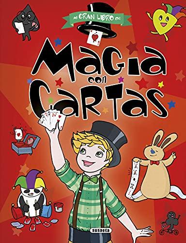 Mi gran libro de magia con cartas.