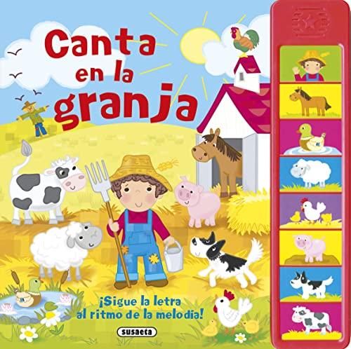 9788467736533: Canta en la granja (Canta conmigo)