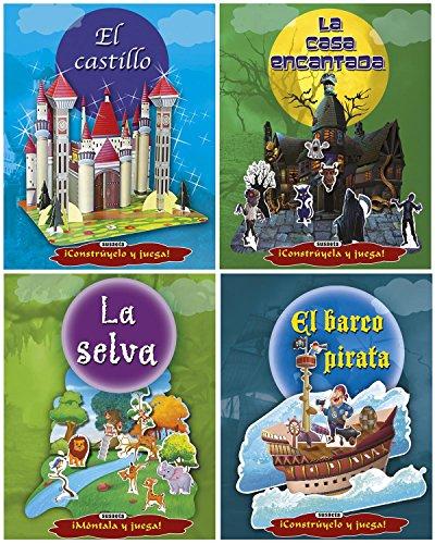 Construye y juega , Surtido: Susaeta Ediciones S