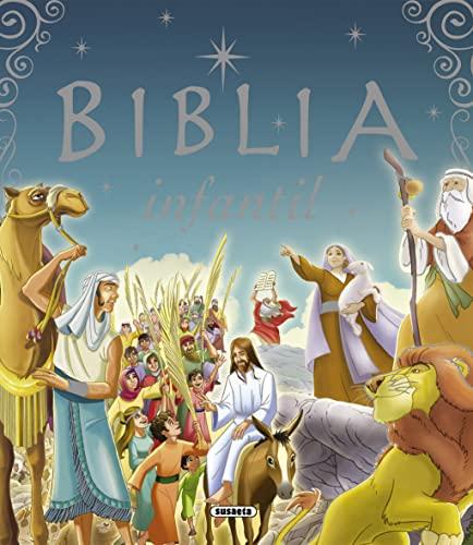Biblia infantil. (Edad: 6).