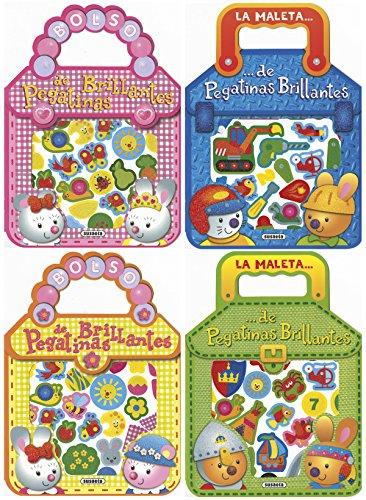 Pegatinas viajeras (4 títulos) (Paperback): Jordi Busquets