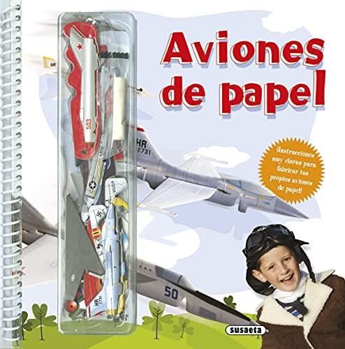 9788467741629: Aviones de papel