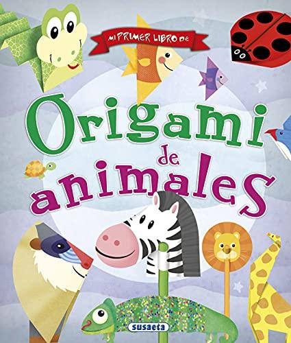 9788467742558: Mi primer libro de origami de animales (100 manualidades)