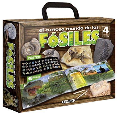 9788467744378: El curioso mundo de los fósiles