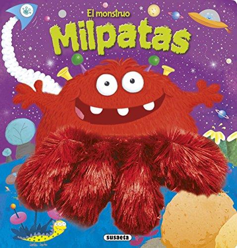 9788467744453: El monstruo milpatas (Patitas)
