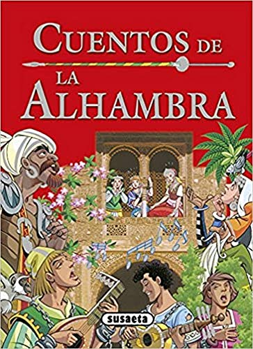 9788467744996: Cuentos de la Alhambra