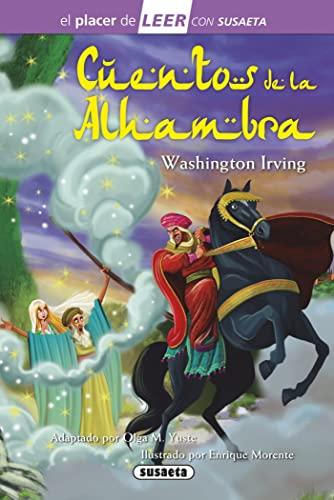 9788467745429: Cuentos de la Alhambra (El placer de LEER con Susaeta - nivel 4)