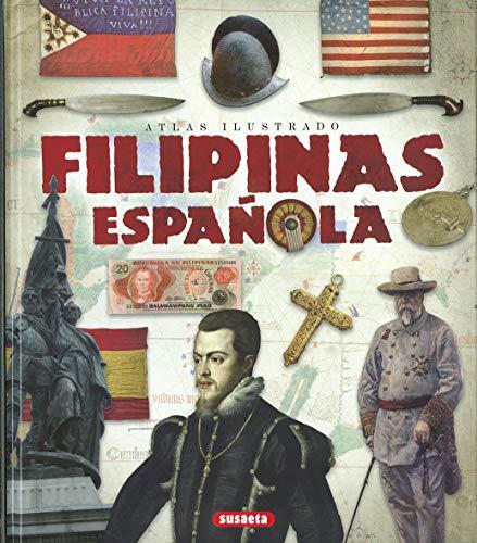 9788467746051: Atlas ilustrado Filipinas española