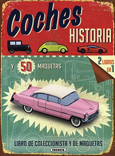 Coches, historia y 50 maquetas: Simon Heptinstall