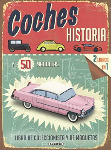 9788467747584: Coches, historia y 50 maquetas