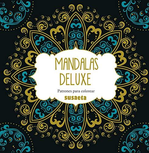 9788467747799: Mandalas deluxe : patrones para colorear