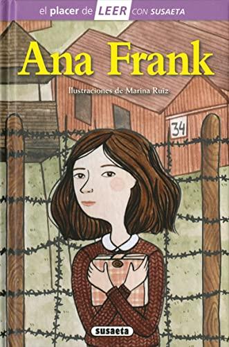 9788467749892: El diario de Ana Frank (El placer de LEER con Susaeta - nivel 4)