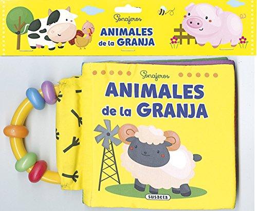 9788467750157: Animales de la granja (Sonajeros)