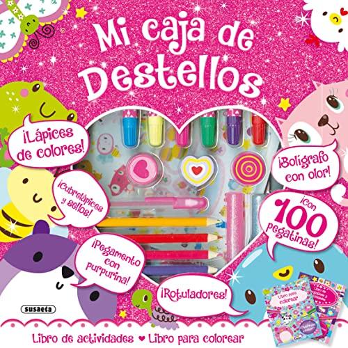 Mi caja de destellos Libro de actividades. Libro para colorear - Cheung, Silvia Alexandrou, Alex Messenger, Katie