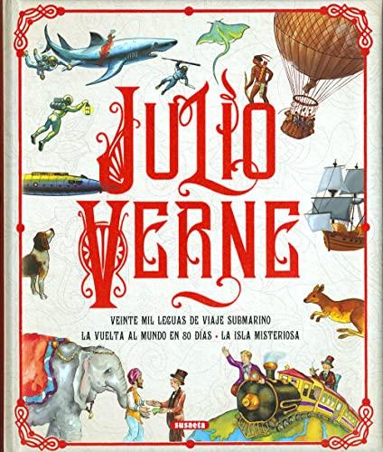 9788467756791: Julio Verne (Aventuras)