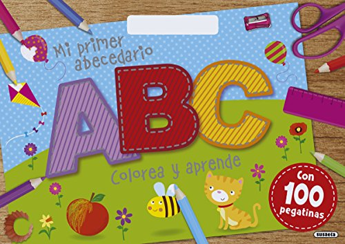 9788467758603: Mi primer abecedario (Primer aprendizaje)