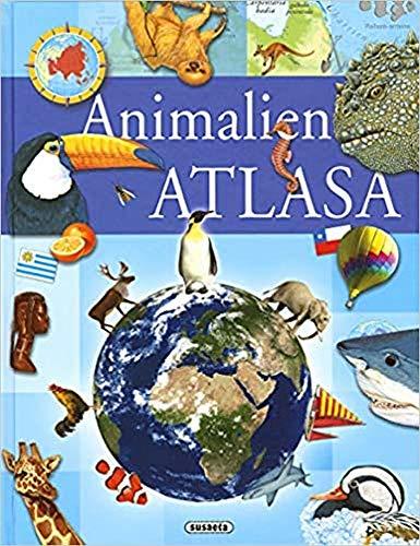 9788467762280: Animalien atlasa (Atlas infantiles)