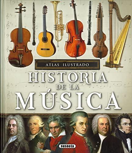 9788467766387: Historia de la música (Atlas Ilustrado)