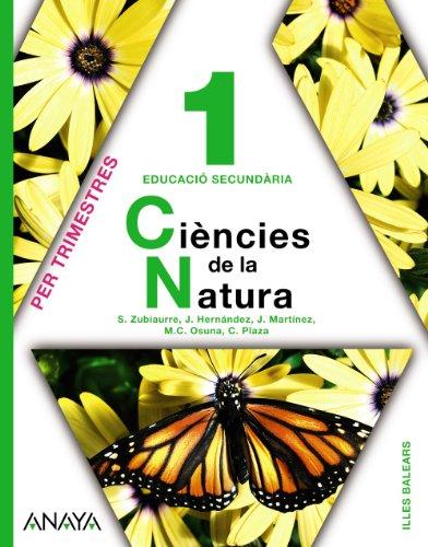 9788467800449: Ciències de la Natura 1.