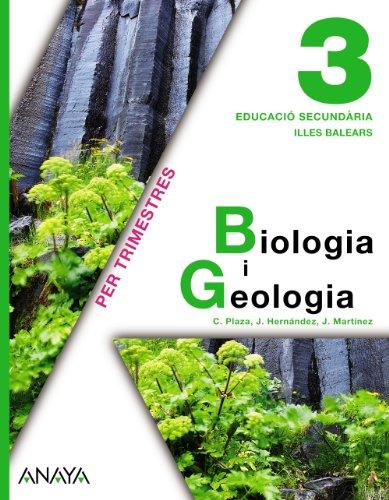 9788467800586: Biologia i Geologia 3.