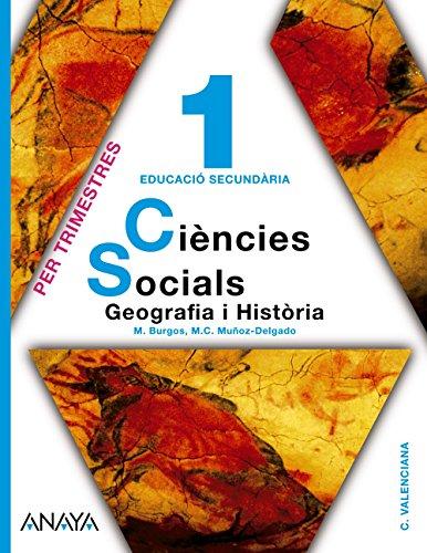 9788467800845: Geografia i Història 1.: Ciències Socials