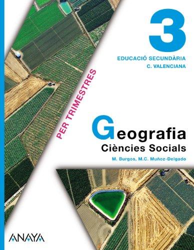 9788467800852: Geografia 3.