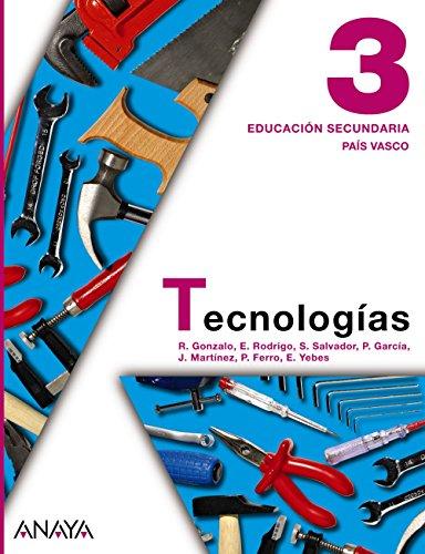 9788467800913: Tecnologías 3.