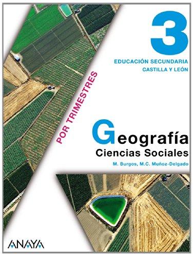 9788467801330: Geografía 3.