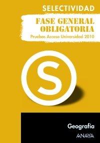 9788467801774: Geografía. Fase general obligatoria.