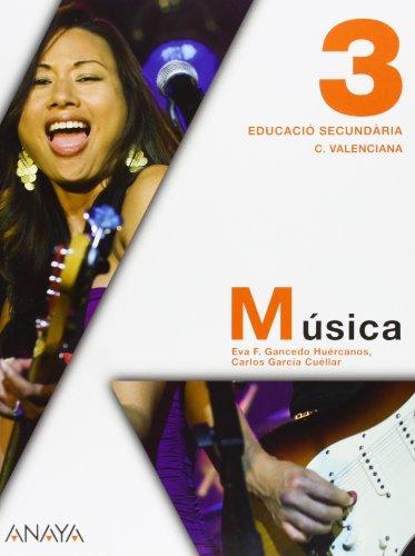 9788467802047: Música 3.