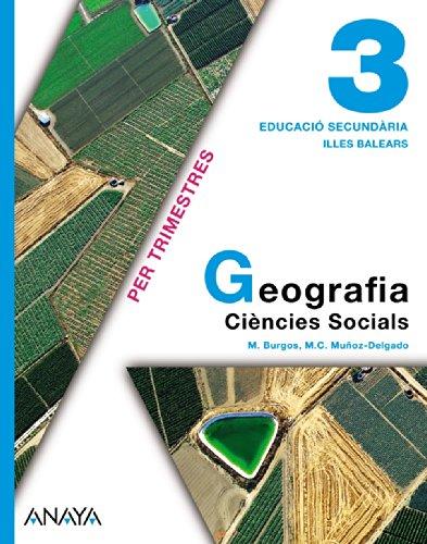 9788467802108: Geografia 3.: Ciències Socials
