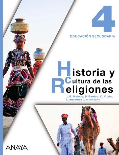 9788467802696: Historia y Cultura de las Religiones 4.