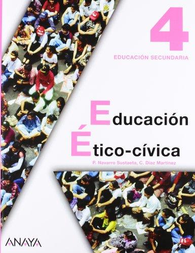 9788467802733: Educación Ético-cívica 4.