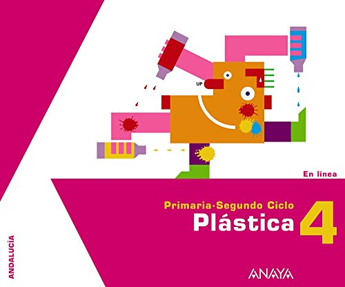 9788467804386: Plástica 4. Láminas. (En línea)