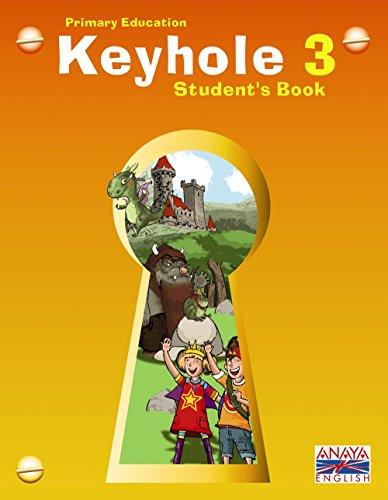 9788467804447: Keyhole 3. (Anaya English)