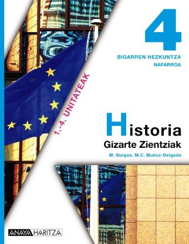 9788467809923: Historia 4.: Gizarte Zientziak