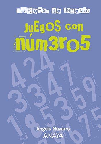 9788467813241: Juegos con números
