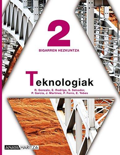 9788467813371: Teknologiak 2. - 9788467813371
