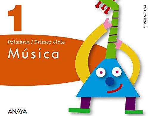 9788467814057: Música 1. (valencià) (UNA A UNA (C. Valenciana))
