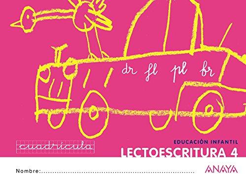 9788467815726: Lectoescritura 4. Cuadrícula.