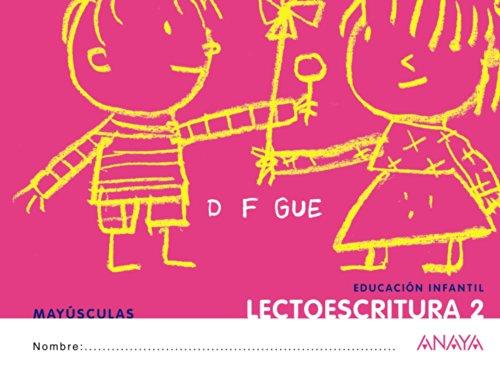 9788467815757: Lectoescritura, Educación Infantil, 4 años. Cuaderno 2 (mayúsculas) :