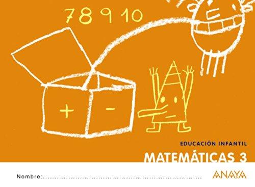 9788467815900: Matemáticas 3. - 9788467815900