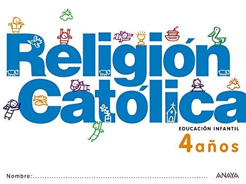 QUE IDEA RELIGION CATOLICA 4 AÑOS: AA.VV