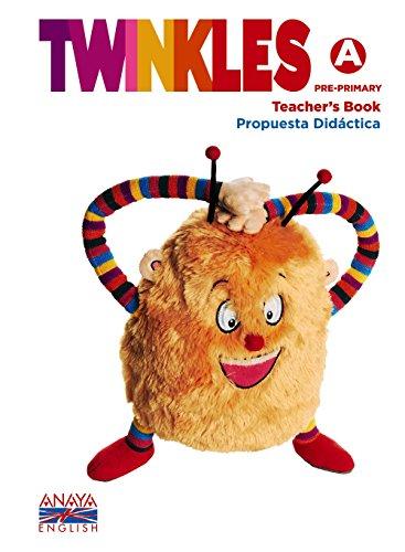 9788467815979: Twinkles A. Teacher ' s Book. (Anaya English)